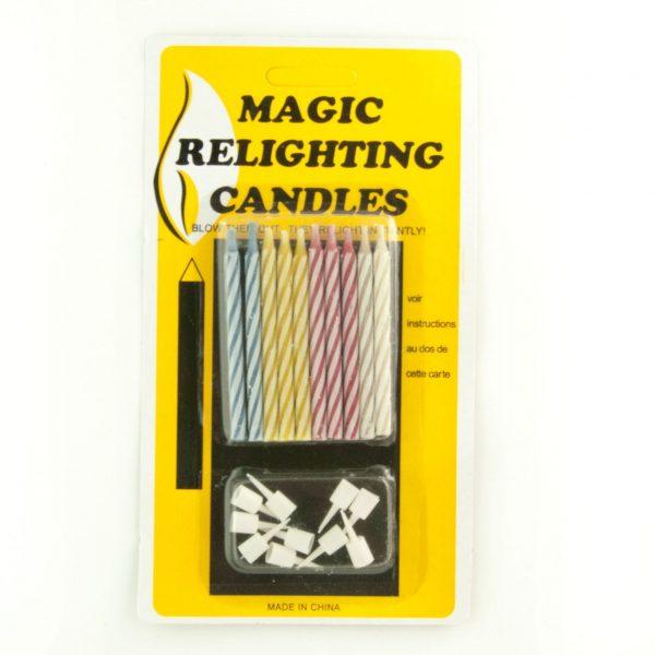 Негаснещи свещички