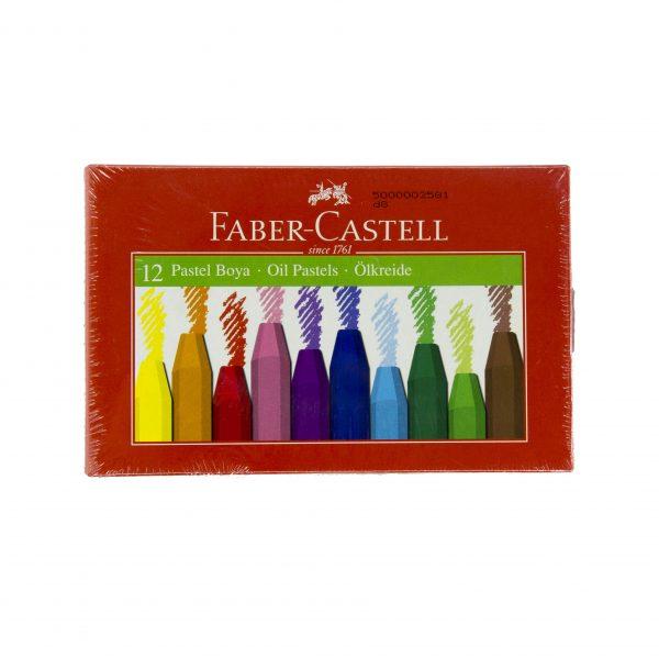 Пастели Faber Castell 12 цвята