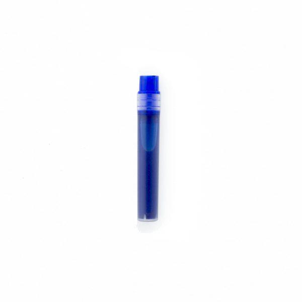 Патронче за маркер за бяла дъска синьо