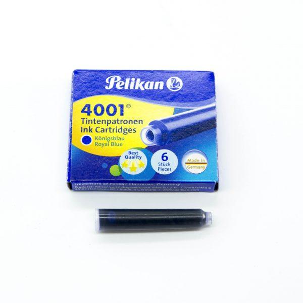 Патронче за писалка Pelikan синьо