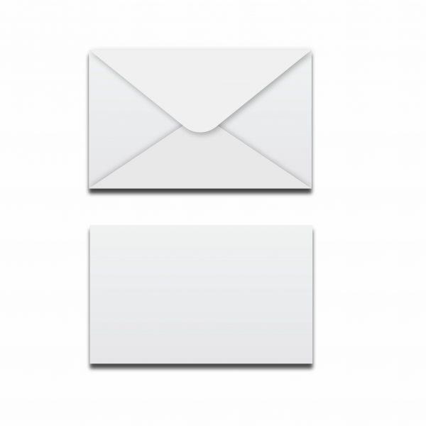 Пощенски плик с триъгълен капак