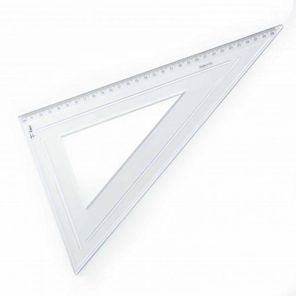 Триъгълник разностранен 60 градуса / 30 см