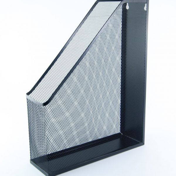 Вертикална поставка за документи метална