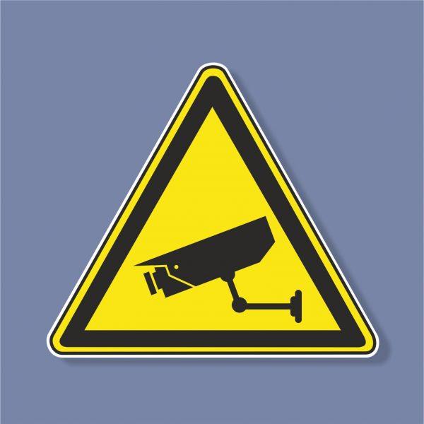 Знак Видеонаблюдение -225