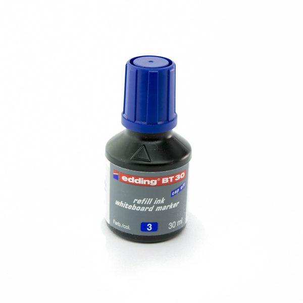 Мастило за маркер за бяла дъска Edding синьо