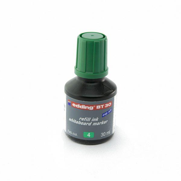 Мастило за маркер за бяла дъска Edding зелено